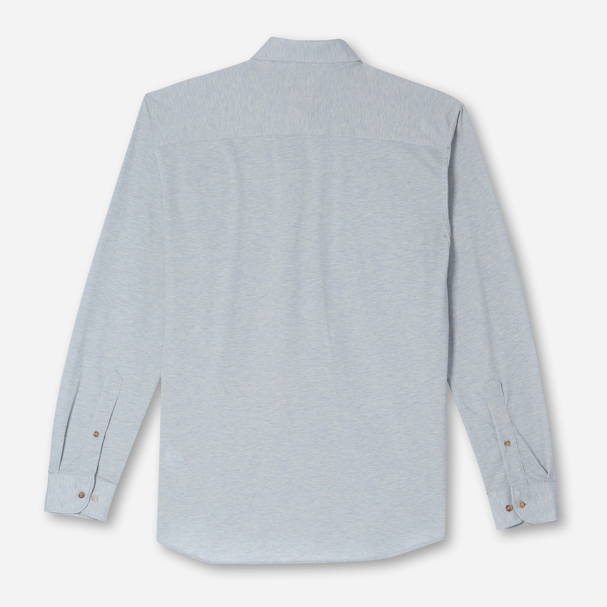Harris Everyday Popover in Light Blue Twill