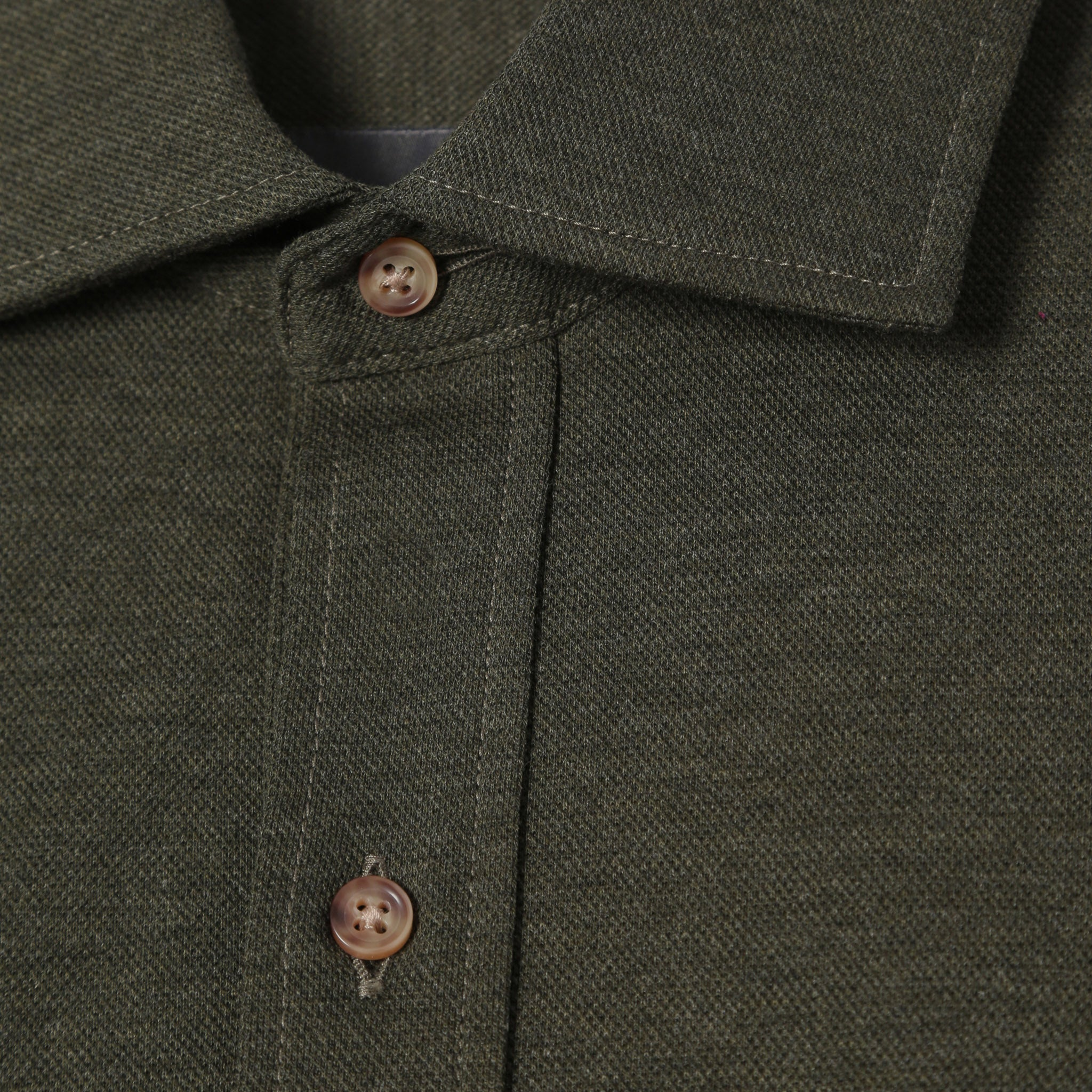 Harris Everyday Popover in Olive Twill