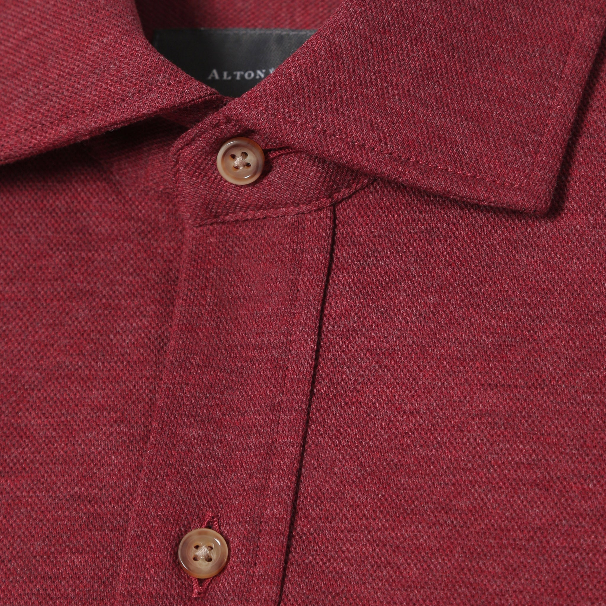 Harris Everyday Popover in Red Twill