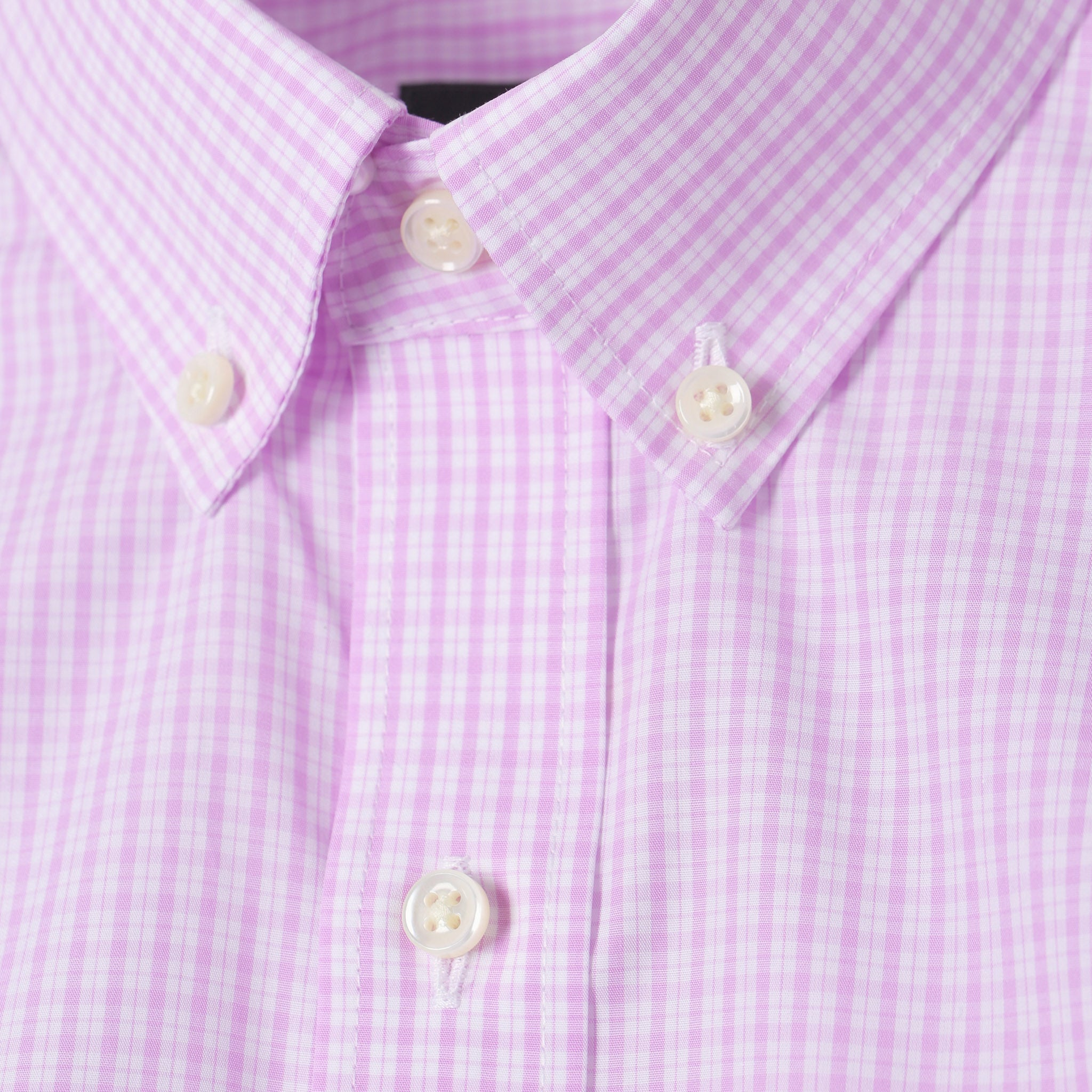 Mason Everyday Premium Shirt in Lavender Tattersall