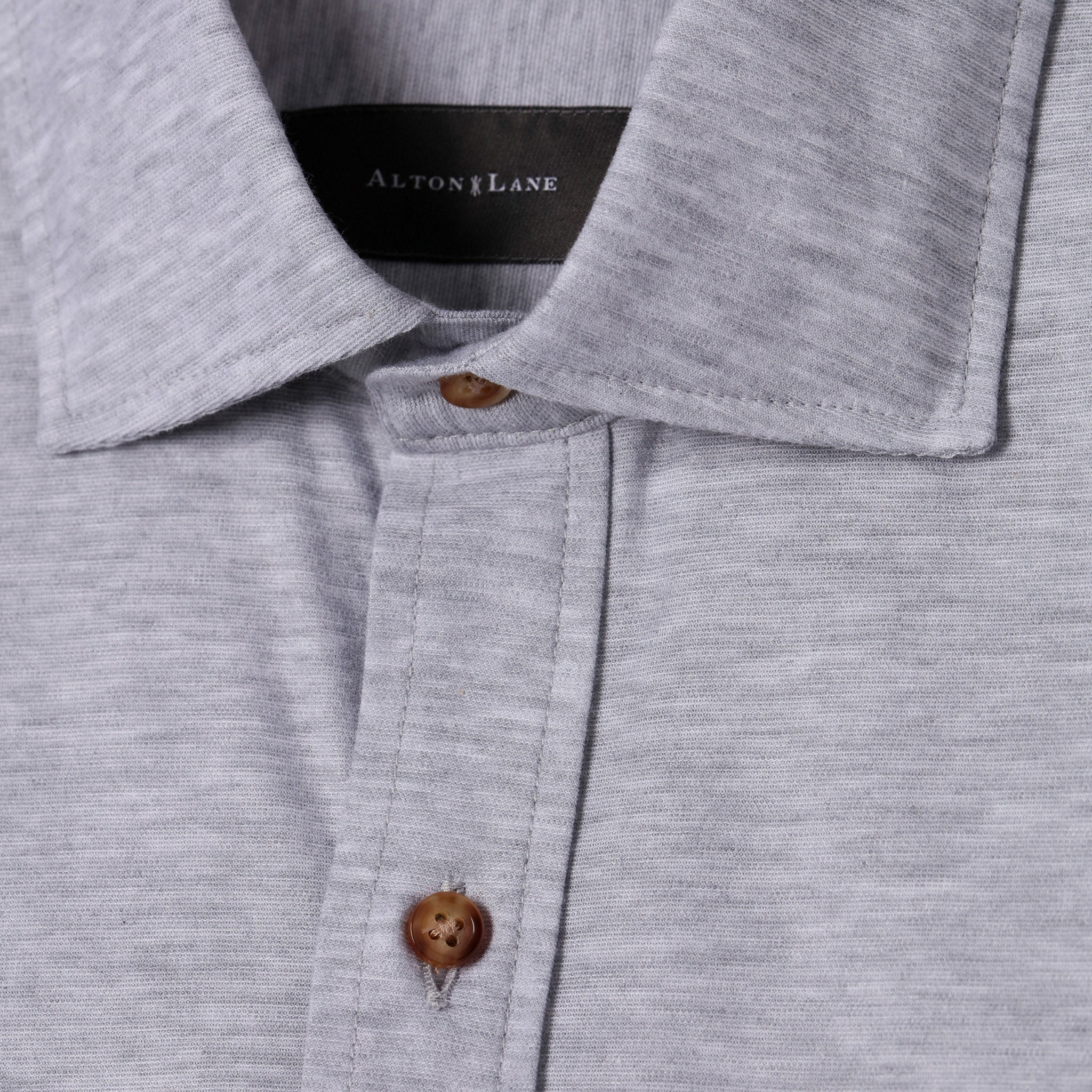 Harris Luxe Popover in Heathered Grey