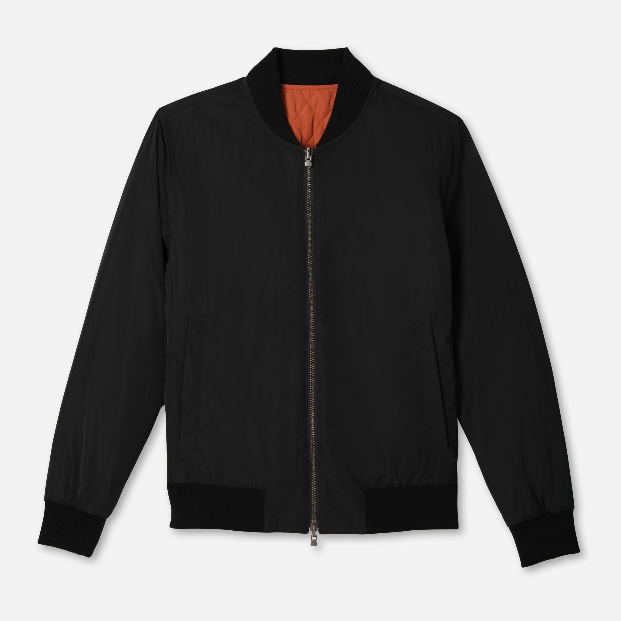 Mitchell Technical in Black/Orange