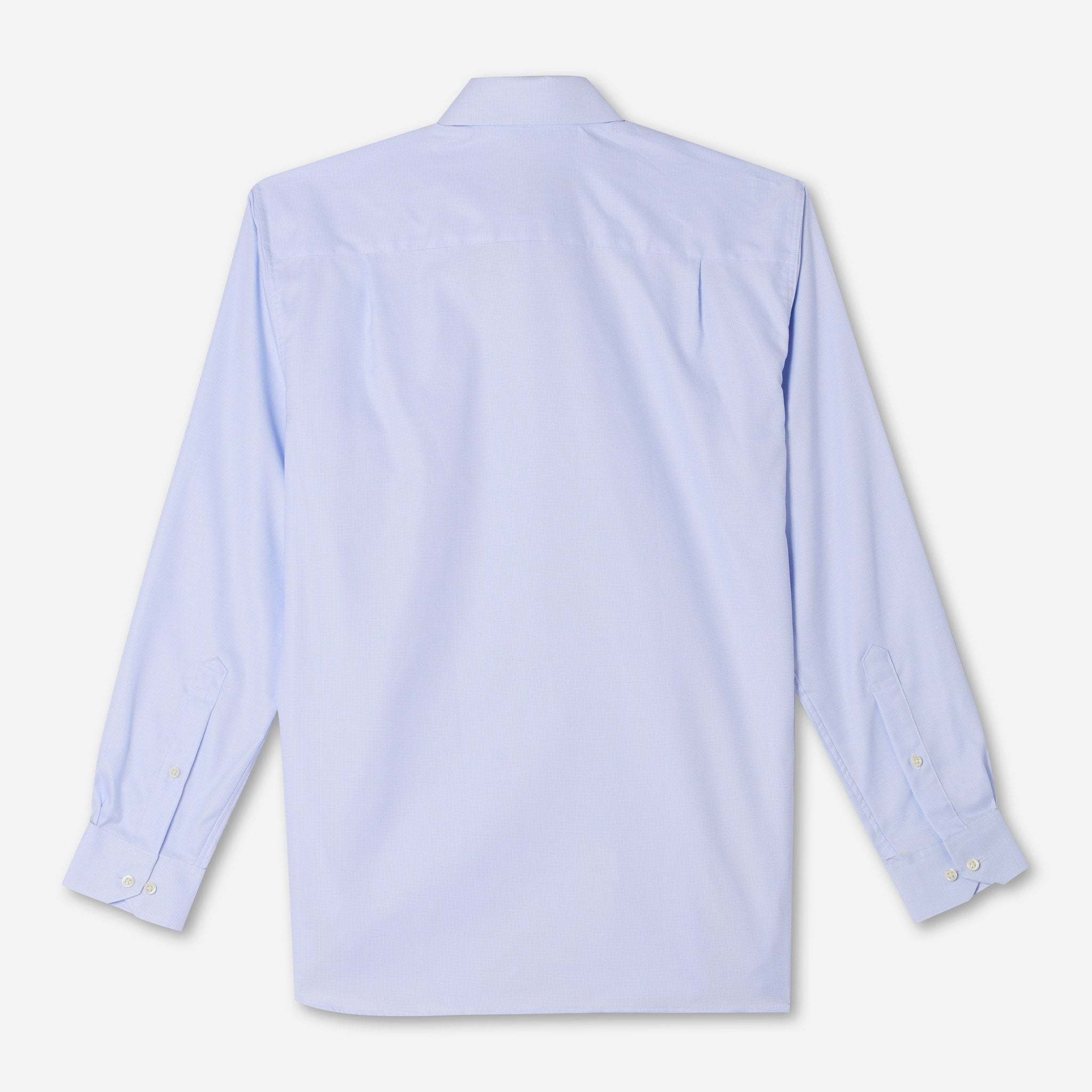 Mason Everyday Premium Shirt in Light Blue Royal Oxford