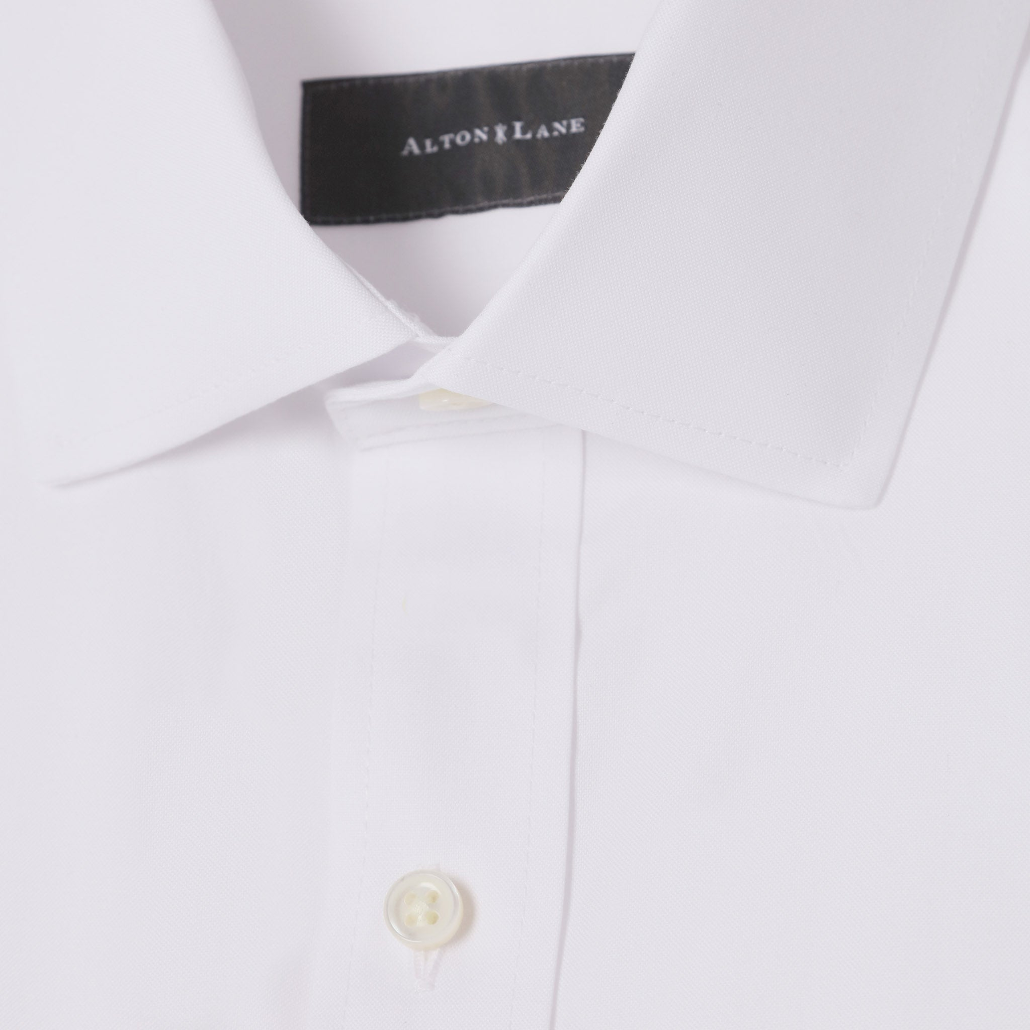 Mason Everyday Premium Shirt in White Oxford