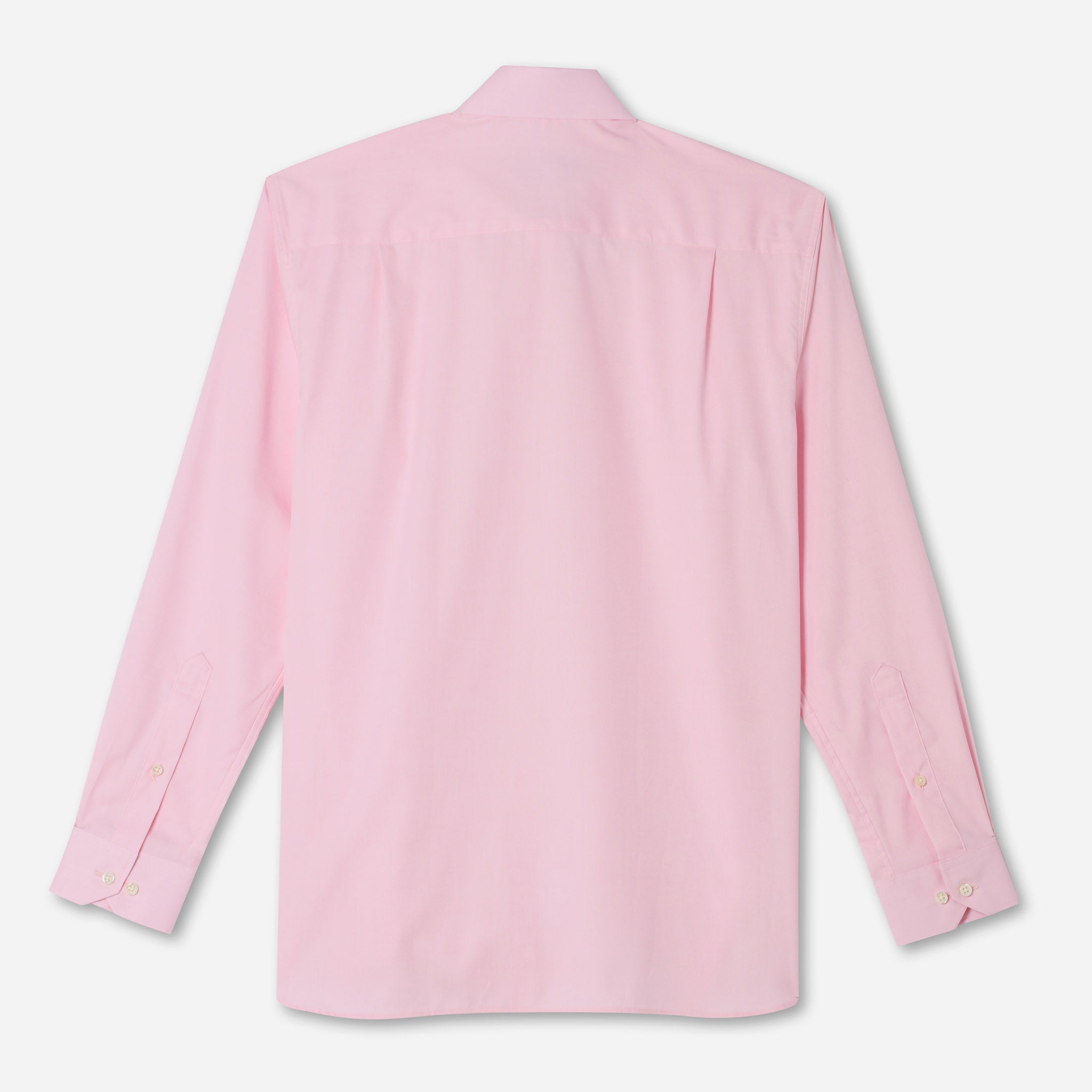 Mason Everyday Premium Shirt in Pink Oxford Solid