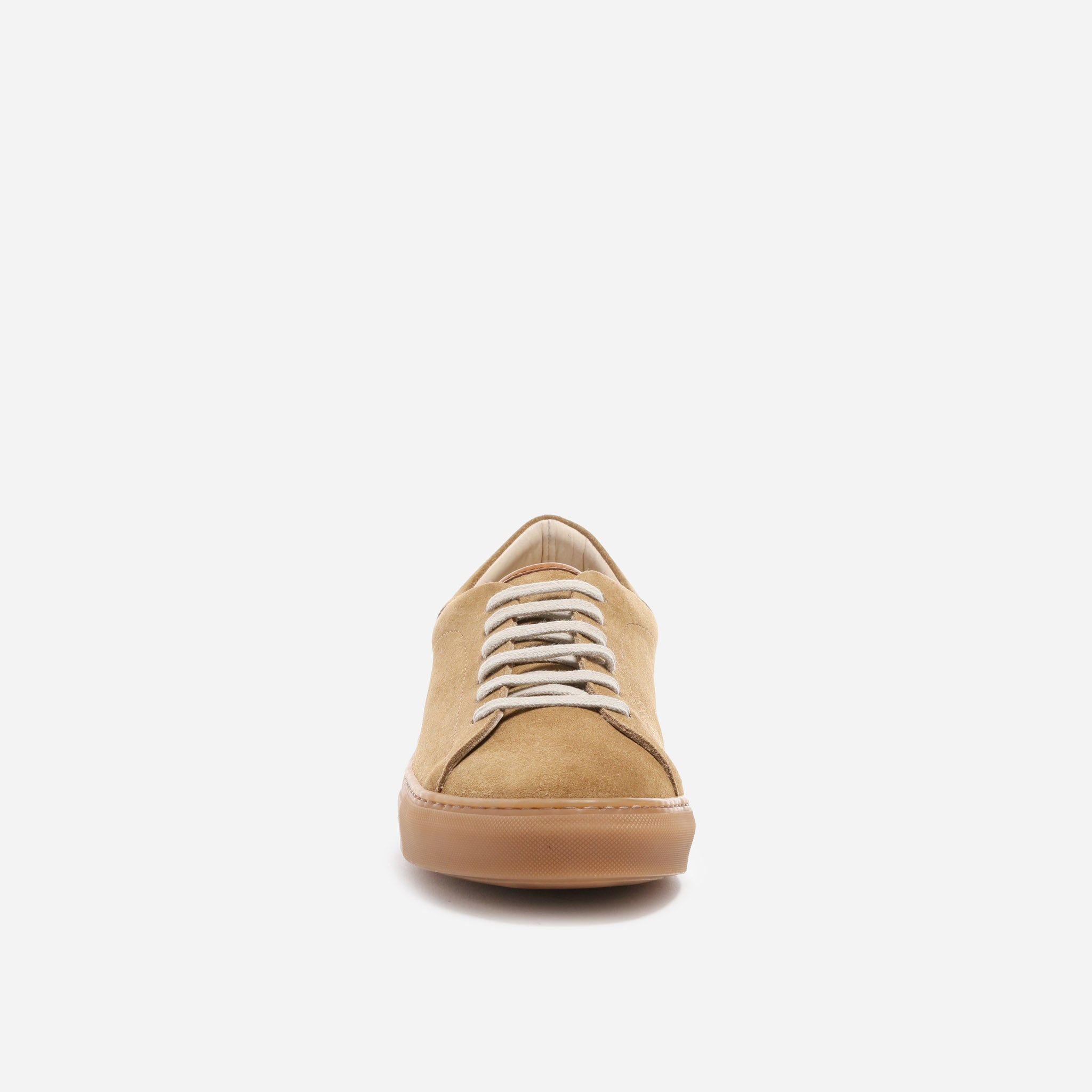 Andy in Tan Suede
