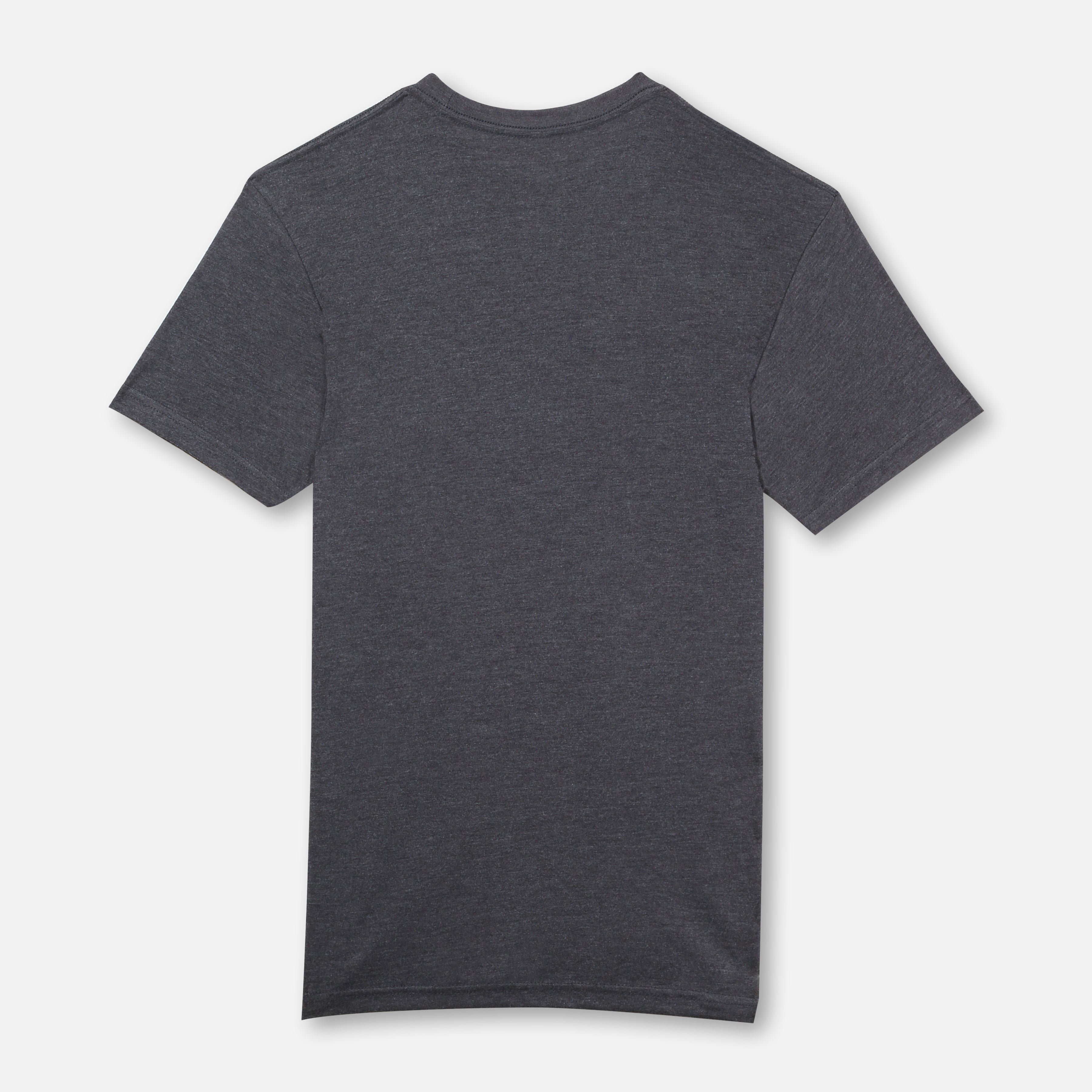 Chase Everyday T-Shirt in Heathered Navy