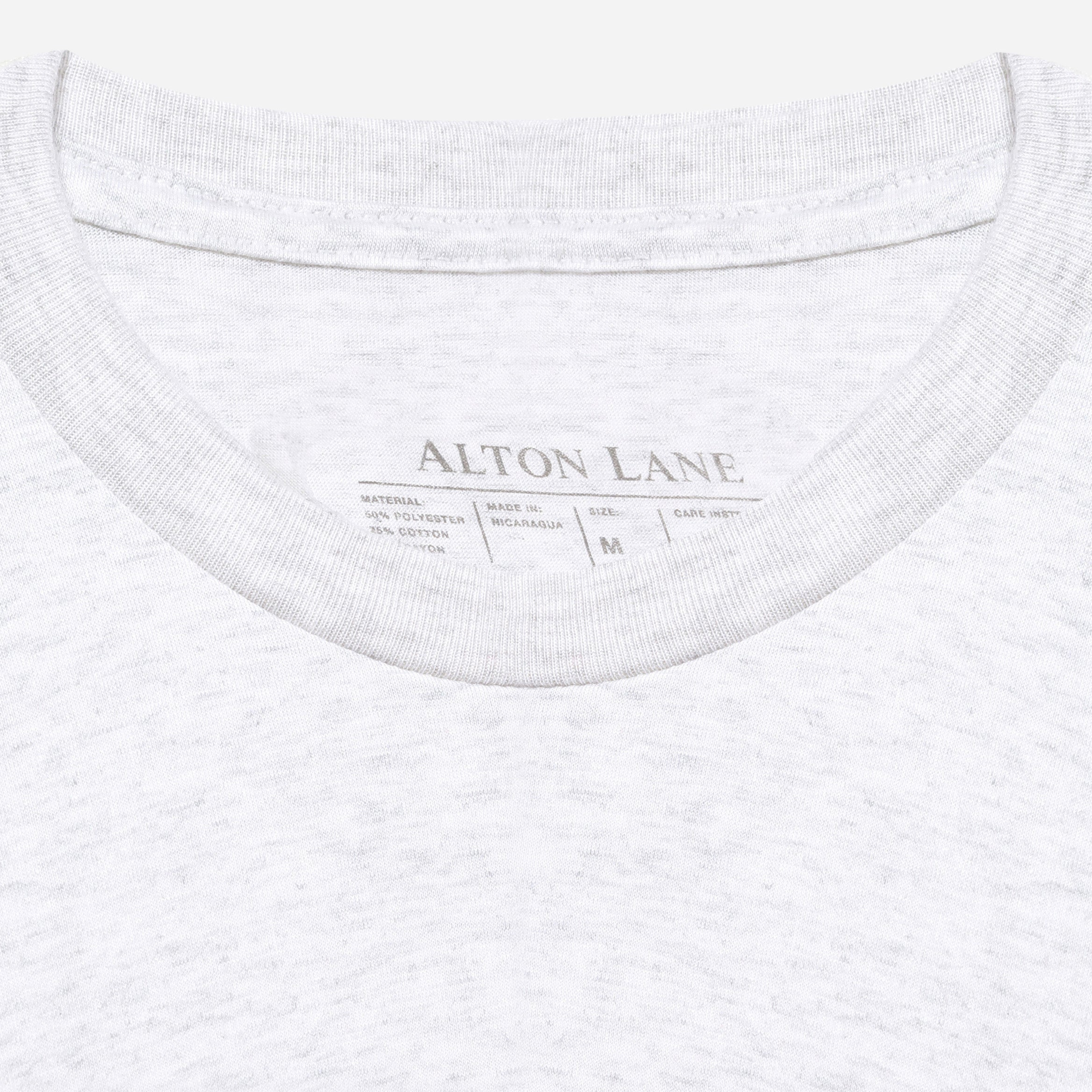 Chase Everyday T-Shirt in Heathered White