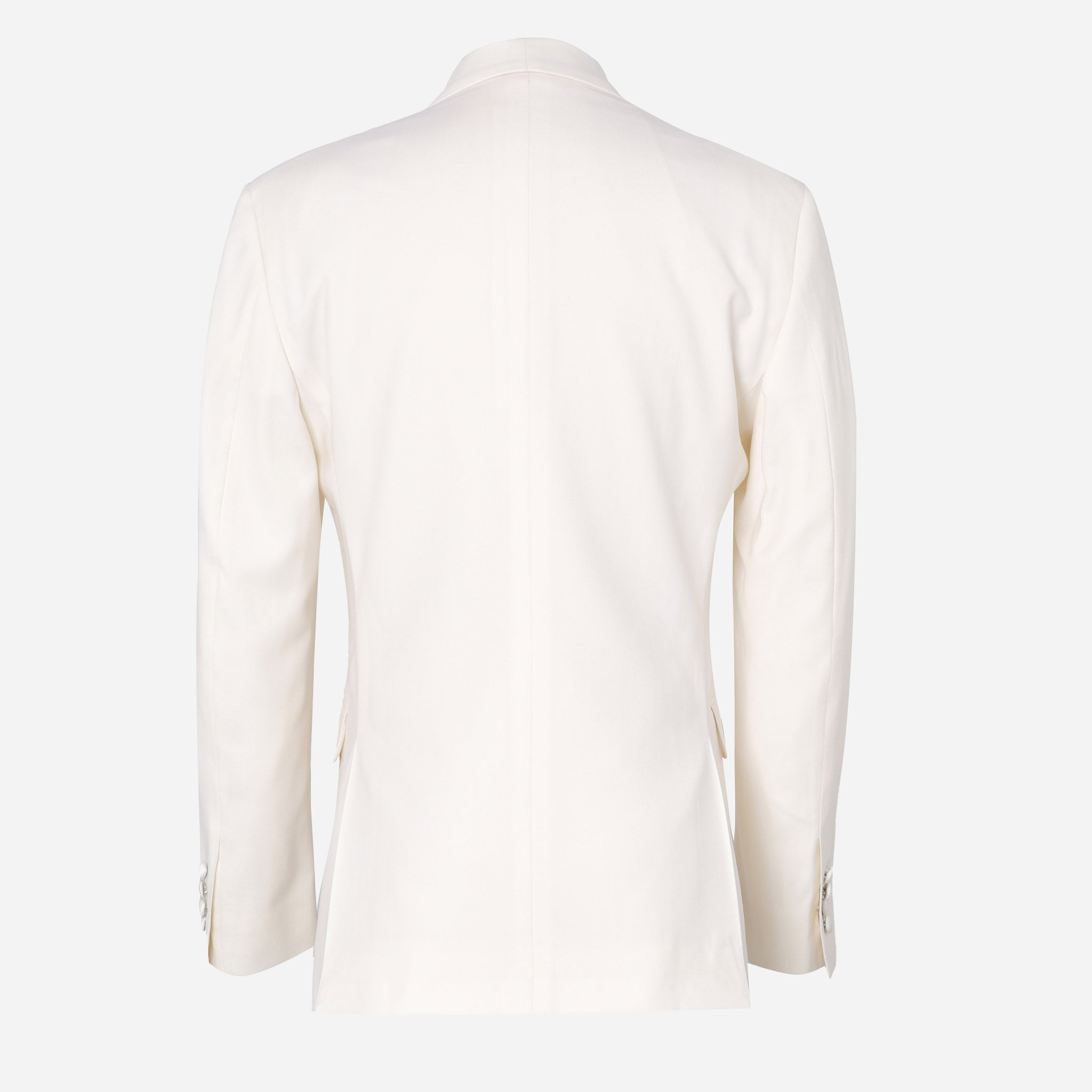Emmanuel Luxe Dinner Jacket in White