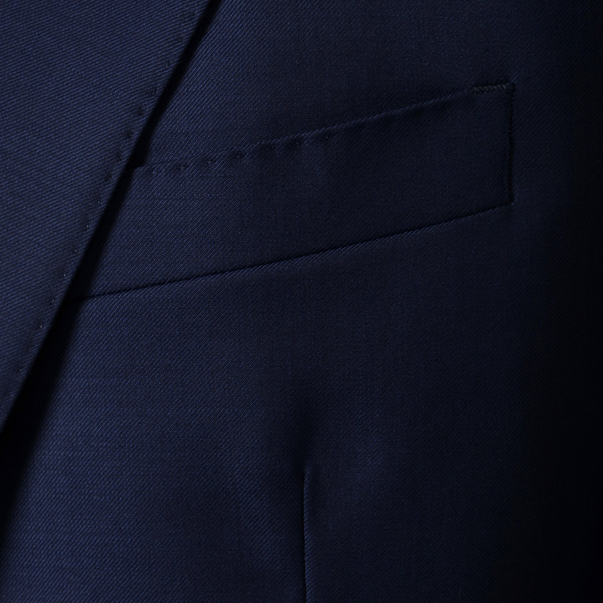 Essentials Luxe Suiting in British Blue