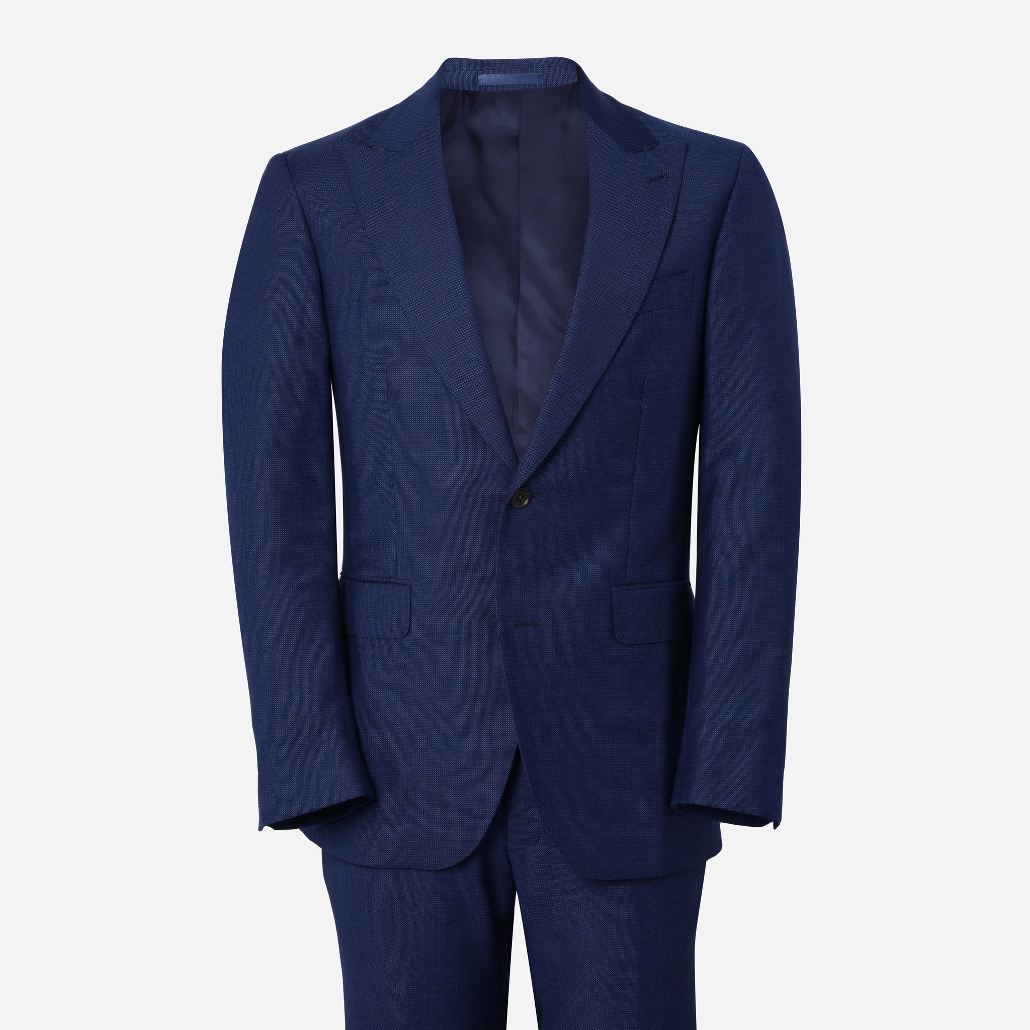 Scabal Image in Medium Blue