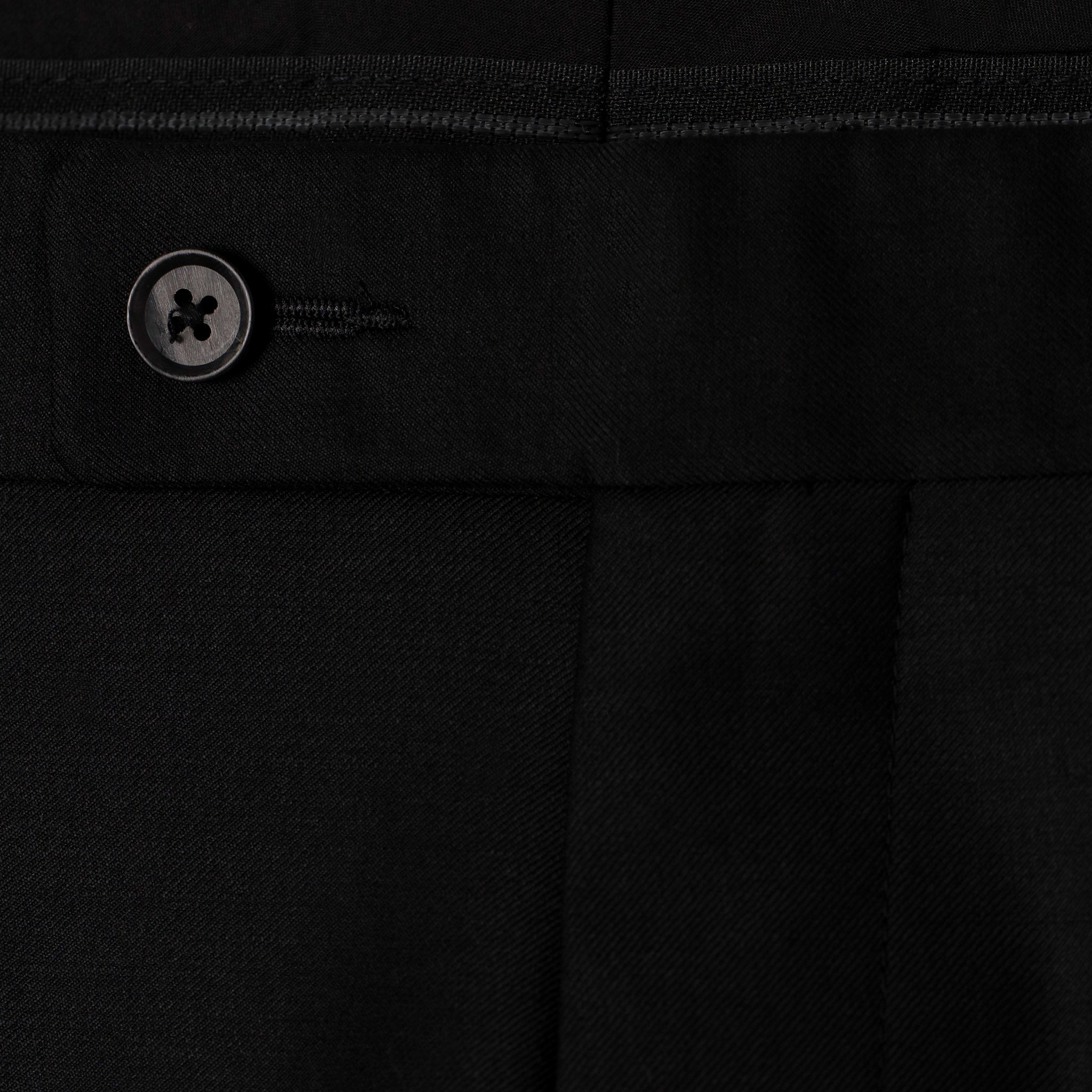 Essential Luxe Trousers in Black