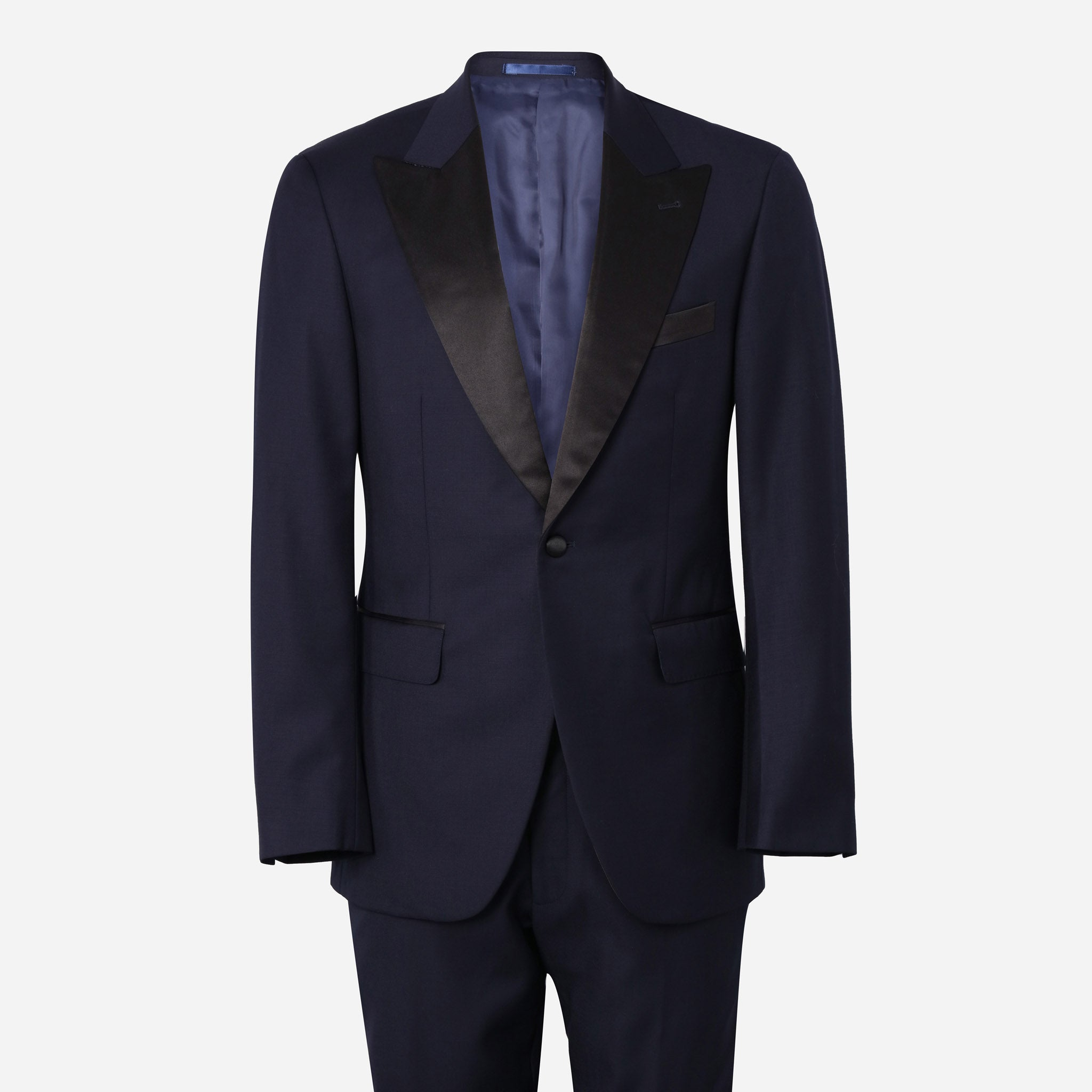 Emmanuel Everyday Tuxedo in Navy