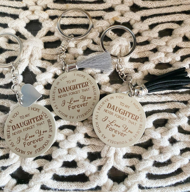Personalised & Custom Gifts - Personalised Keyrings