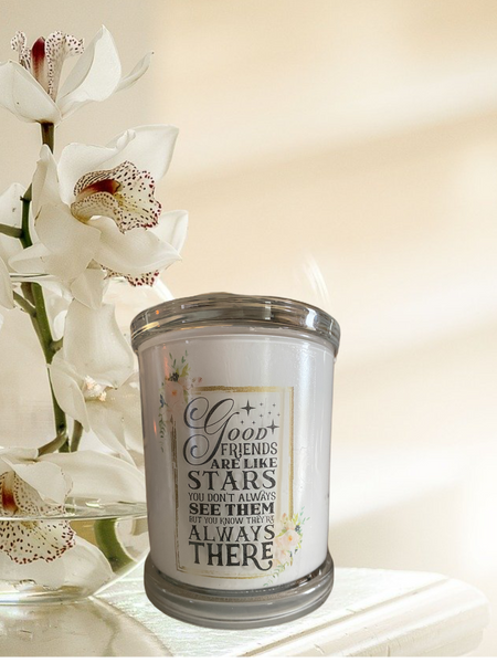 Personalised & Custom Soy Candles