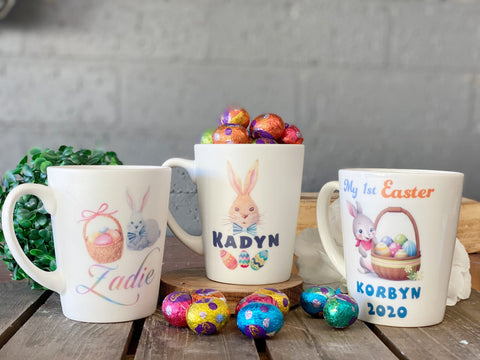 Easter Mugs Designs 1,2,3