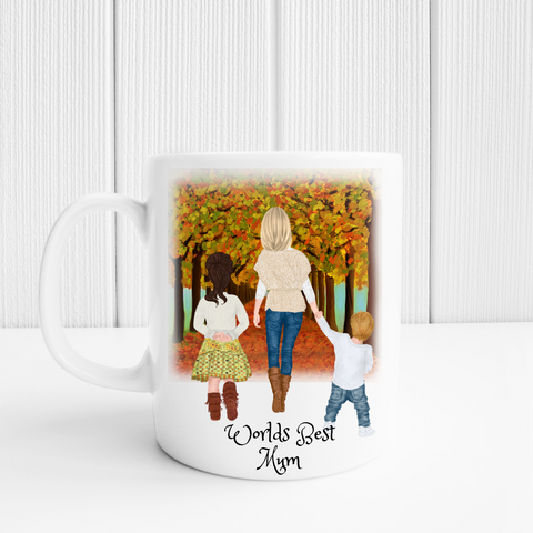 Custom Mothers Day Mug or Keyring