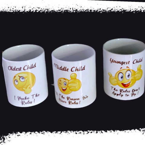 Sibling Rules Mugs