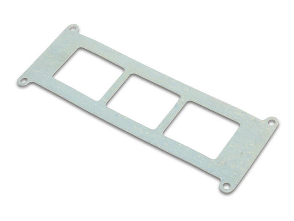 Weiand- 155285 PowerCharger Blower Manifold Gasket Service Part For 77-250CSBP 77-250CSB 77-250CBBP 155050-2 156051-2
