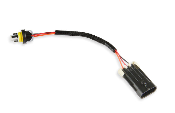 Holley EFI- 558-467 WIRING HARNESS, LS TO STAINLESS STEEL MAP ADAPTER