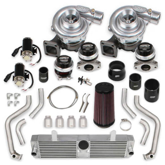 STS Turbo- STS2001 05-07 C6 CORVETTE LS2 W/O TUNER - Big3RacingParts