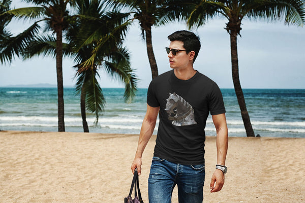 T-Shirt homme Cheval armure