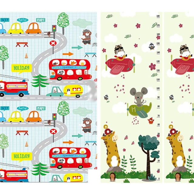 Baby Play Mat-Play Mats-Happy Baby Place