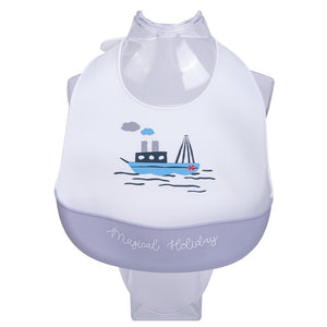 Silicone Bib-Bibs-Happy Baby Place