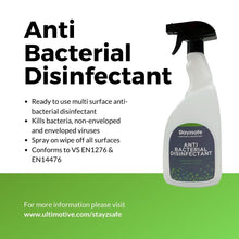 Load image into Gallery viewer, Stayzsafe Anti Bacterial Disinfectant Spray - 750ml
