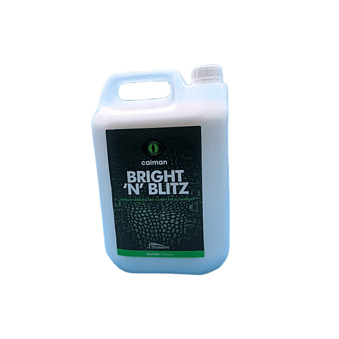 Caiman Bright 'N' Blitz Multi Surface Cleaner - 5 Litres