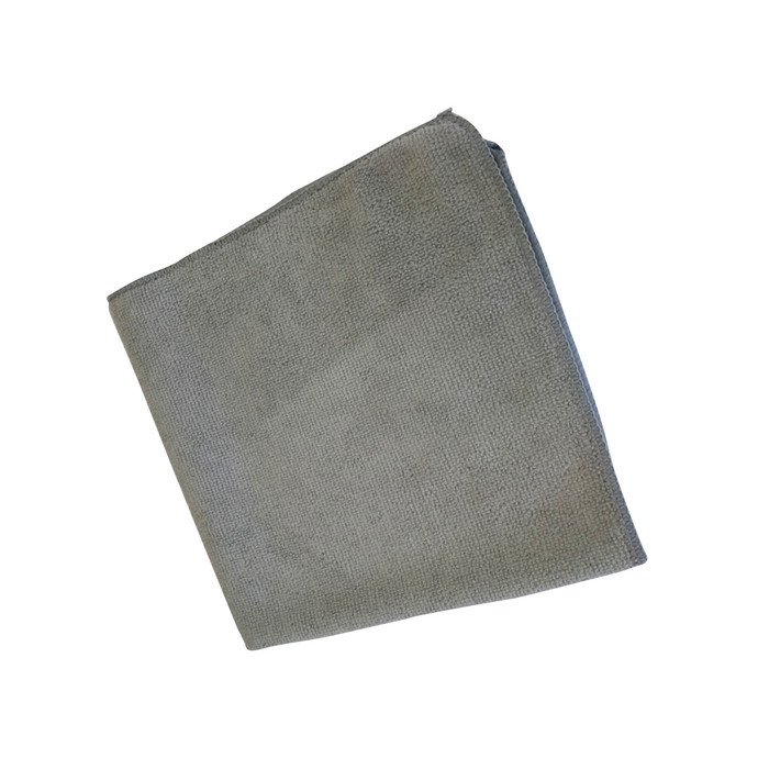 Caiman Microfibre Cloth Grey - Pack of 10