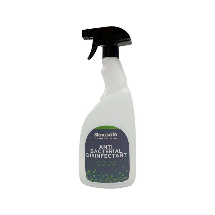 Stayzsafe Anti Bacterial Disinfectant Spray - 750ml