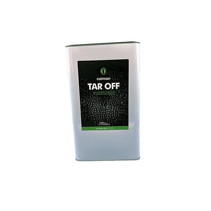 Caiman Tar Off Remover - 5 Litres