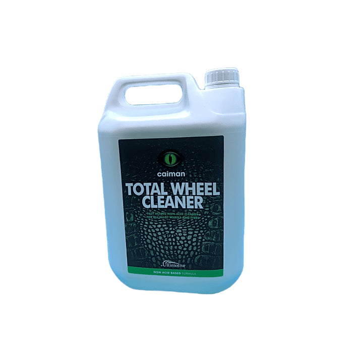 Caiman Total Wheel Cleaner (Acid) - 5 Litres