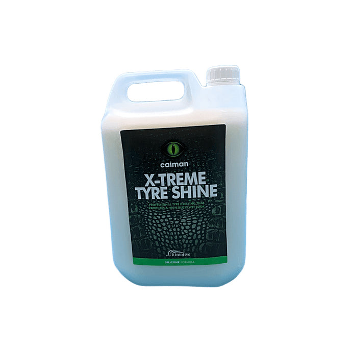 Caiman X-Treme Tyre Shine Dressing - 5 Litres