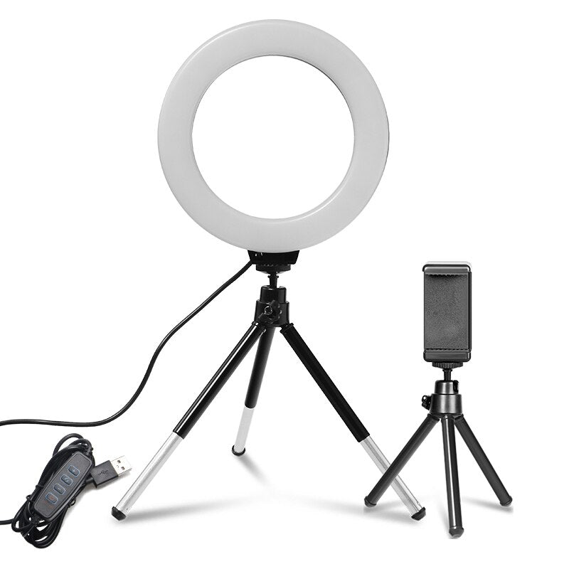 Kit Completo de Ring Light