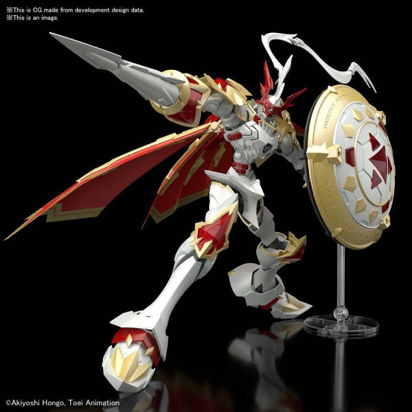 *Pre-order* Figure-Rise Standard Amplified : DUKEMON / GALLANTMON