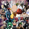 One Punch Man Collage- Maxi Poster