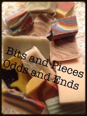 Bits and Pieces/ Odds and Ends