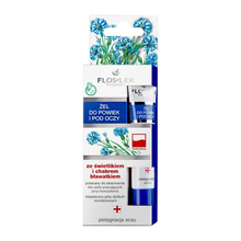 Load image into Gallery viewer, LID & UNDER EYE GEL WITH EYEBRIGHT AND CORNFLOWER