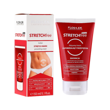 Load image into Gallery viewer, SLIM LINE Stretch free Active stretch mark preventing cream - 150 ml - Floslek