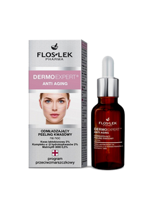 ANTI AGING Rejuvenating acid peel night care - 30 ml - Floslek