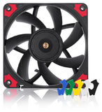 NF-A12x15 PWM Chromax Black Swap Fan -120mm
