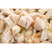 Freeze Dried Chicken Diced White .5