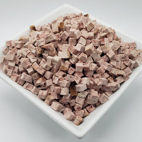 Freeze Dried Ham - Diced - Cooked