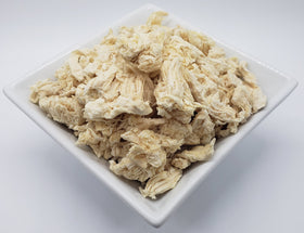 Freeze Dried Chicken Tenders Shredded Cooked