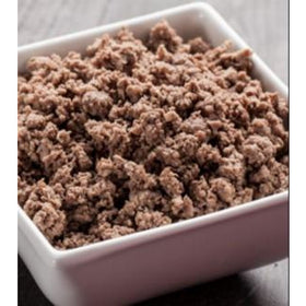Freeze Dried Beef Crumble Cooked Low Sodium