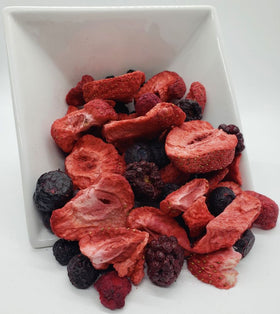 Freeze Dried Mixed Berries