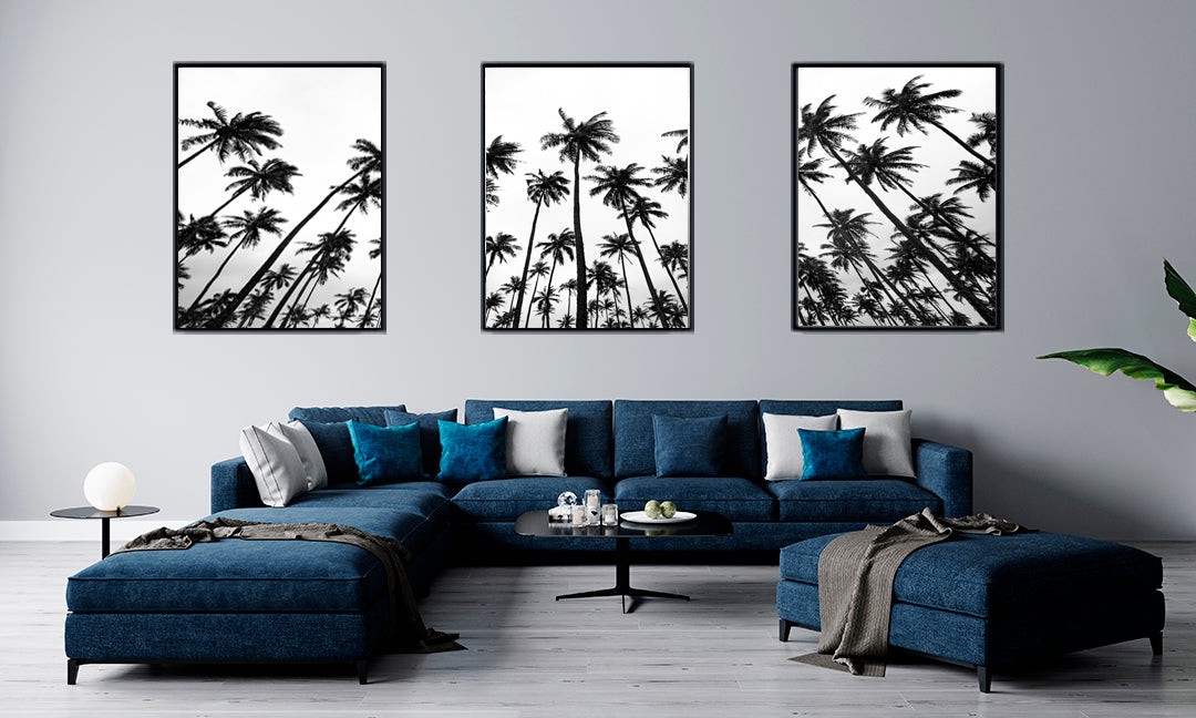 """One Day Afternoon"" Triptych"