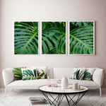 "Load image into Gallery viewer, ""Nature Vibes"" Triptych"